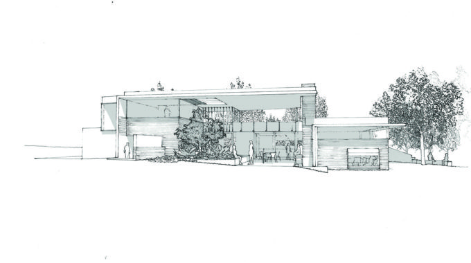 Whitebridge 01 External Sketch